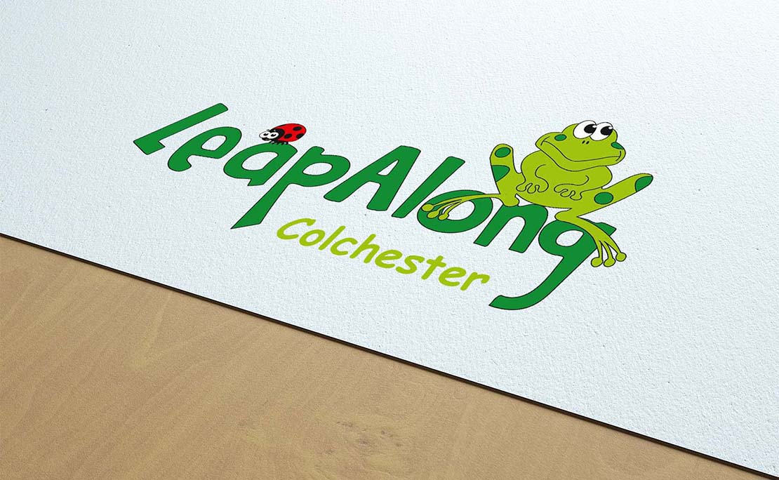 leapalong learning colchester logo