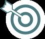 online marketing white icon