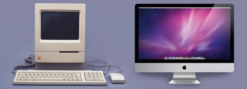 apple computers evolving