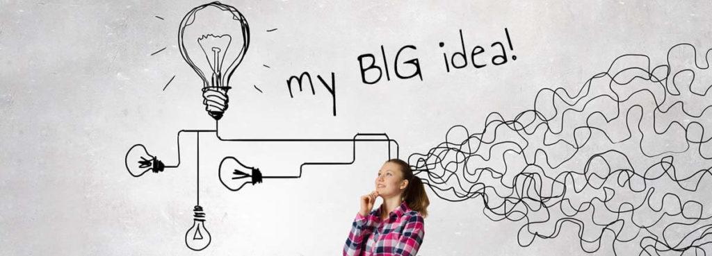 startup company big ideas