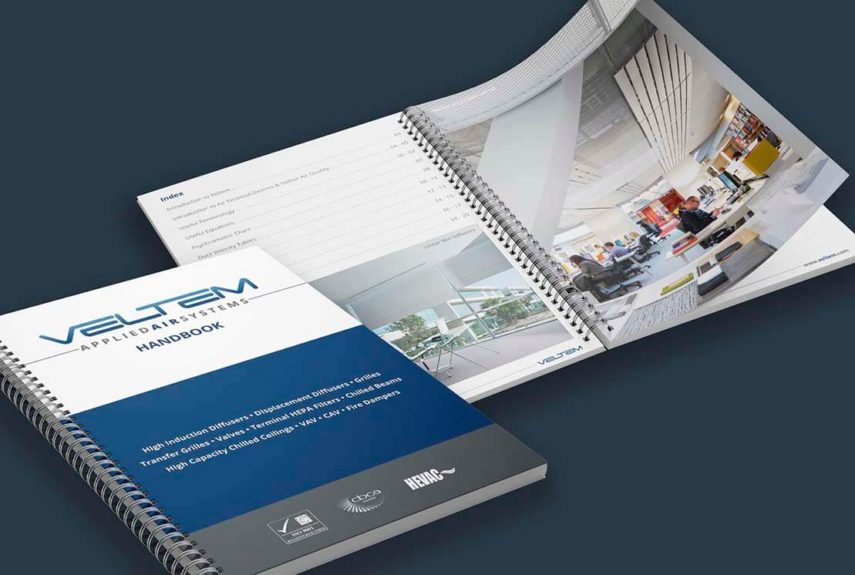 veltem brochure and company literature