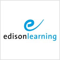 edison learning logo design