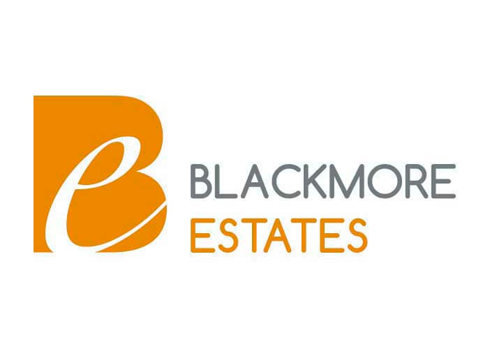 blackmore estates finalised logo design