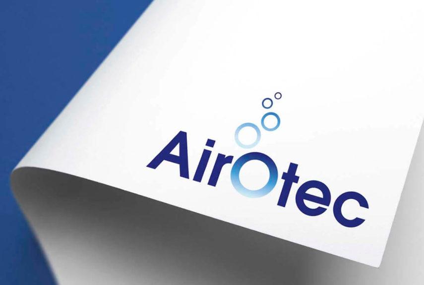 airotec logo design