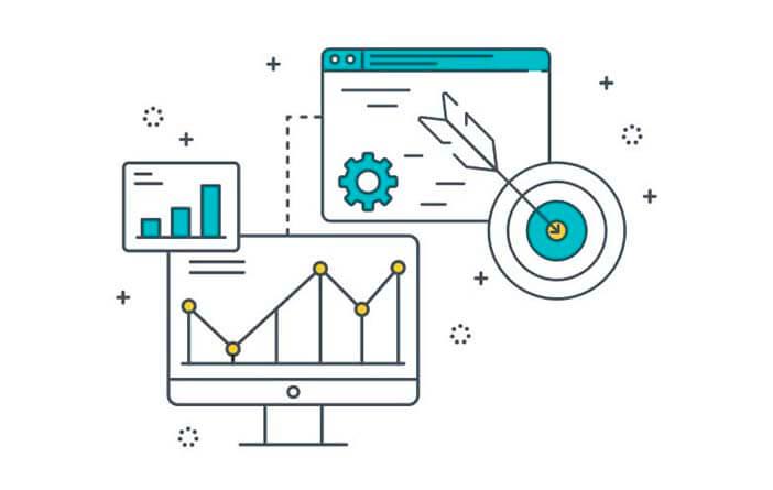 seo and digital marketing concept