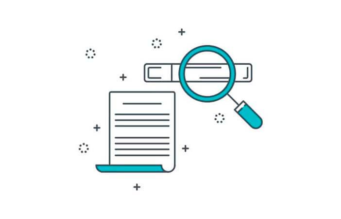 website copywriting concept