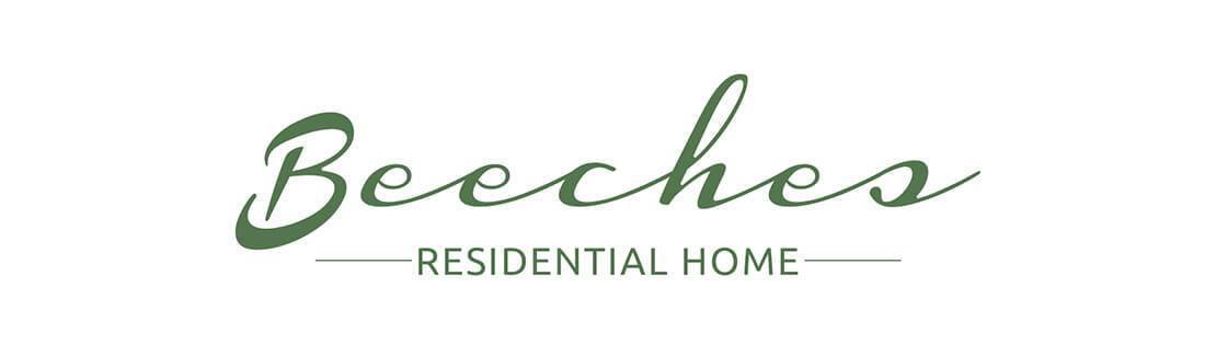 beeches nursing home green logo