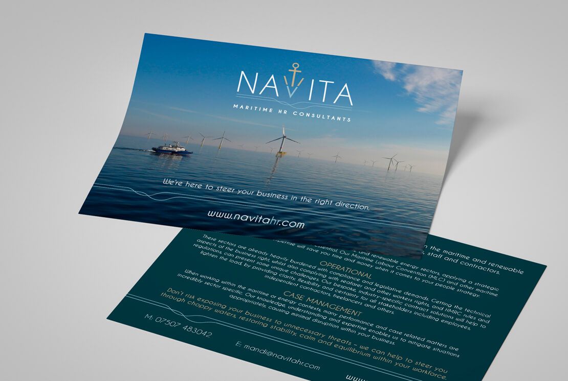stacked maritime a5 flyers