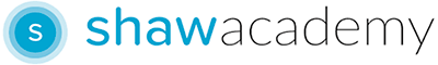 shaw academy courses logo